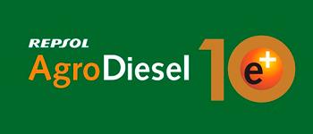 Gasóleo Repsol AgroDiesel 10 e+